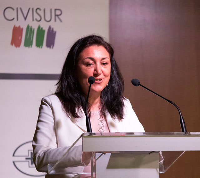 Cristina María López Marín