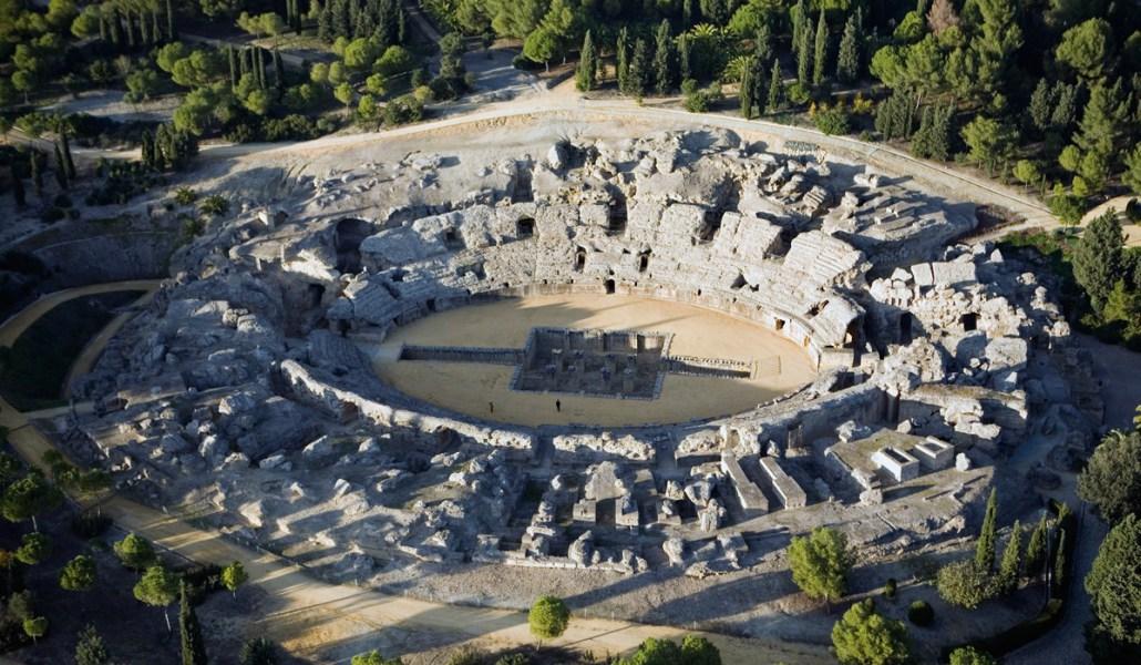 Itálica empieza la carrera para ser Patrimonio de la Humanidad